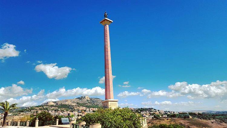 Memorial to Dixmude, Sicily